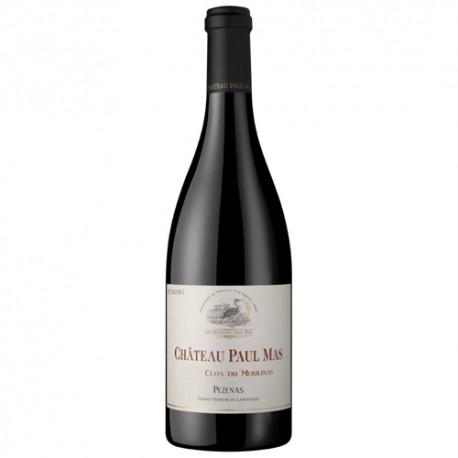 Languedoc Clos du Moulinas 2015 - Cru Pézenas Château Paul Mas