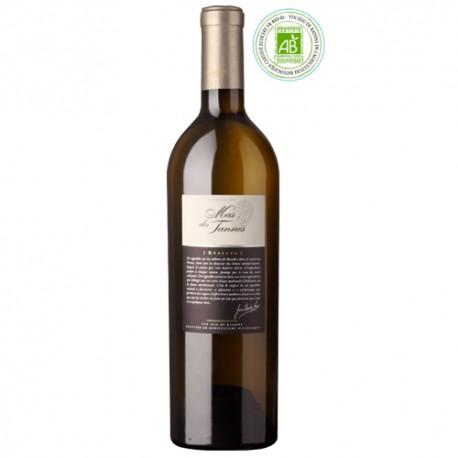 Languedoc réserve blanc 2014 bio - Mas des tannes