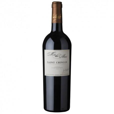 Languedoc saint chinian rouge 2012 Mas des Mas