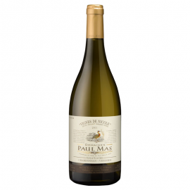 Languedoc blanc 2020 domaine Paul MAS - vignes de Nicole