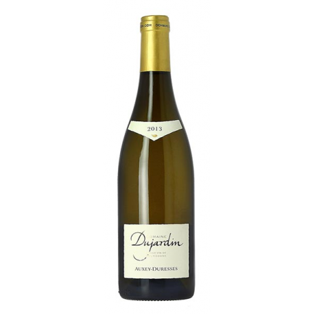 Bourgogne blanc Auxey-duresses 2013 Domaine Dujardin