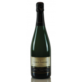 Champagne brut cuvée tradition Camus-Sartore 2014