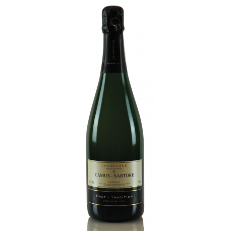 Champagne brut cuvée tradition 2014 Camus-Sartore