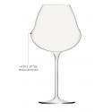 verre oenomust 62 cl x 6 verrerie de la Marne