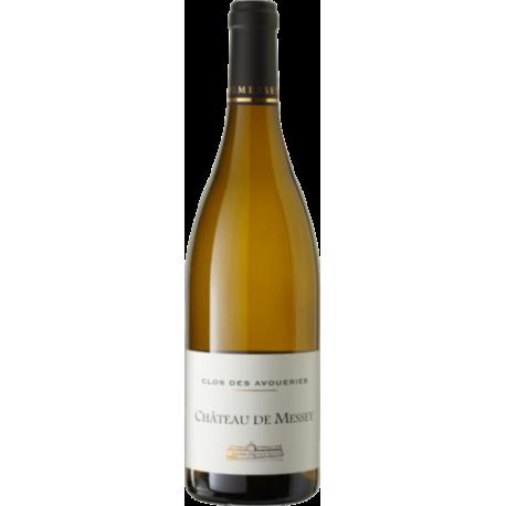 Bourgogne blanc macon cruzille 2015