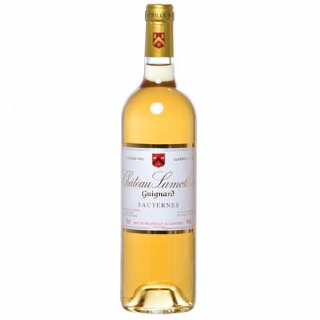 Domaine Lamothe Guignard Sauternes 2010
