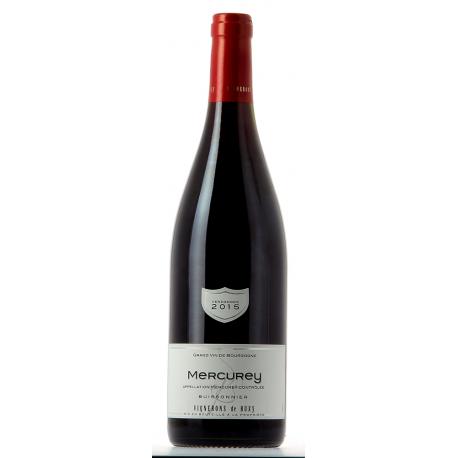 Bourgogne rouge Mercurey   Buissonnier 2019