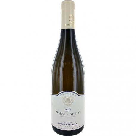 Bourgogne blanc 2017 saint Aubin Miolane