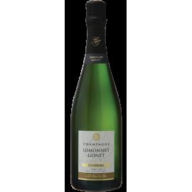 champagne blanc de blanc grand cru Gimonnet