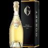 champagne GOSSET grand blanc de blancs brut avec étui