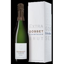 champagne GOSSET extra brut avec étui