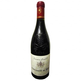 Châteauneuf du Pape rouge Benedetti 2016 bio